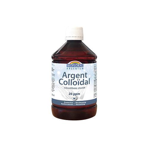 Argent colloïdal 20 ppm - 500 ml