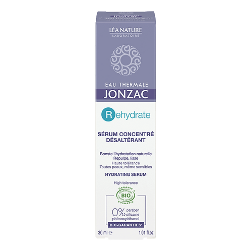 REhydrate + Sérum H2O Booster bio 30 ml Jonzac