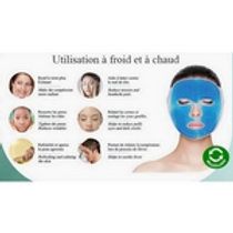 Masque Gel Thermo-Thérapeutique