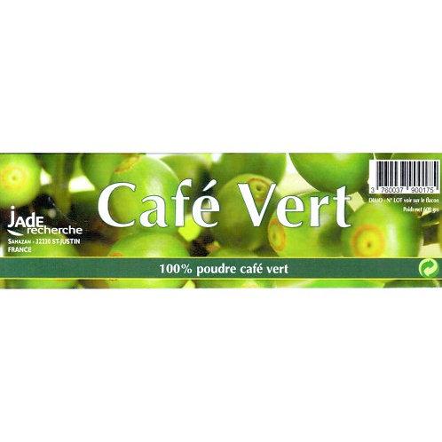 Café vert poudre 600 gr