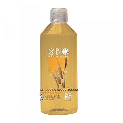 Shampooing usage fréquent 1L Cébio