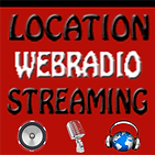 location webradio streaming
