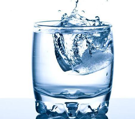 Важность воды в питании.