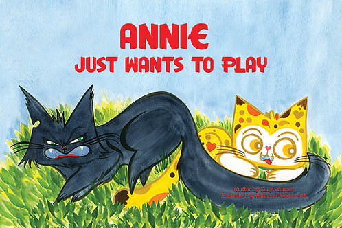Annie Just Wants To Play