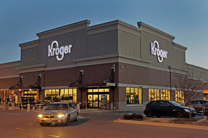 Case #2 - Why does Kroger keep old milk?
