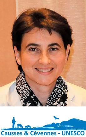 Sophie Pantel             Présidente de l'E.I. Causses et Cévennes