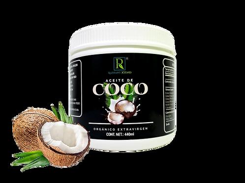 ACEITE DE COCO ORGÁNICO EXTRA-VIRGEN