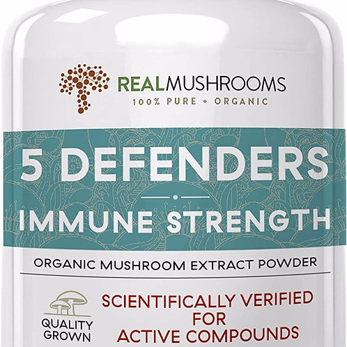 Five Defenders: Immune Strength