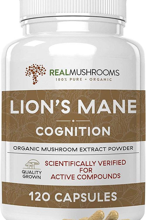 Lion's Mane Mushroom: Cognition