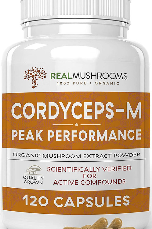 Cordyceps: Peak Performance