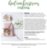 Hellebore DIY present christmas flowers willemijn franska