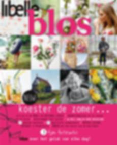 Flowerstories Willemijn Libelle Blos