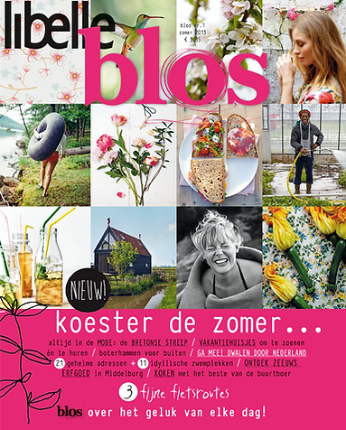 Flowerstories Willemijn Libelle Blos