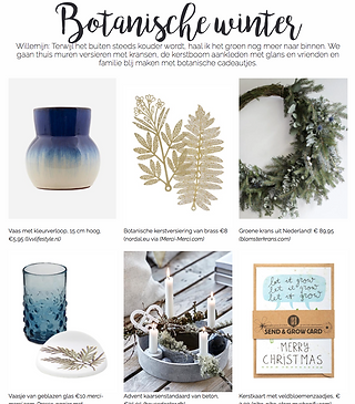 botanical winter shopping flowers willemijn franska