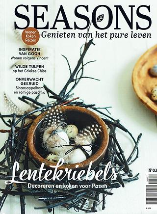 Seasons magazine country life lifestyle