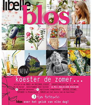 Blos Libelle cover lifestyle countryside