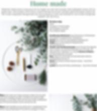 DIY christmas wreath eucalyptus flowers willemijn franska