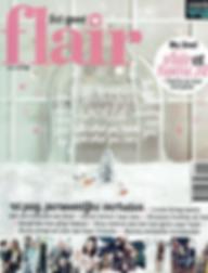 Flair magazine weekly