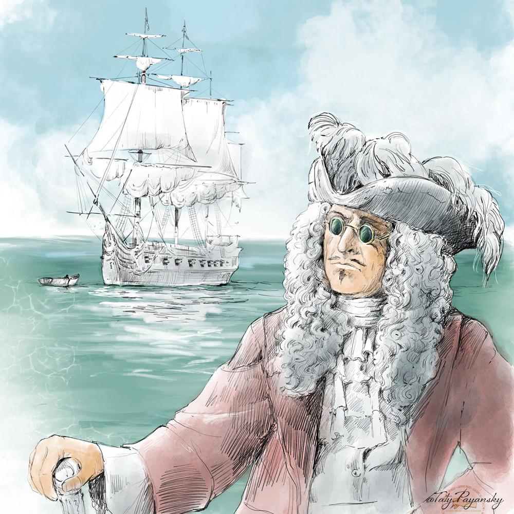 Пиратские рассказы. А.Конан Дойл.jpg