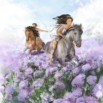 На конях. Таис Афинская.jpg