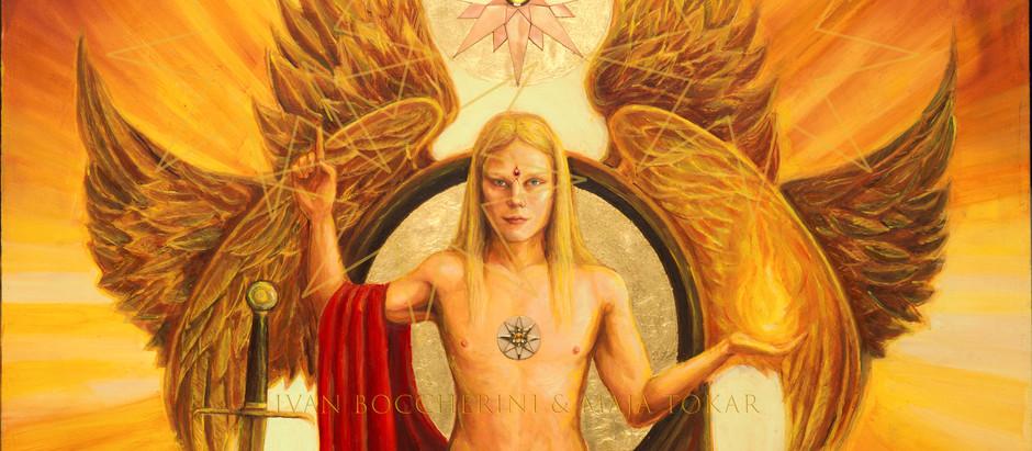 AVE LUX AETERNA. Hail Eternal Light
