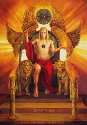 Ave Lux Aeterna- Light Bringer Enthroned
