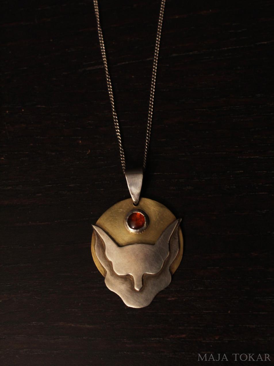 Bastet Goddess Pendant
