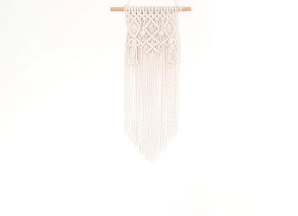 Maya Tassels macrame wall hanging / Ready to Ship