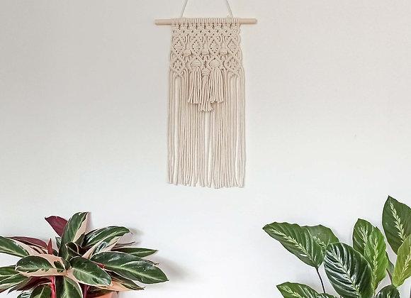 Yala Tassels macrame wall hanging Natural / Ready to Ship