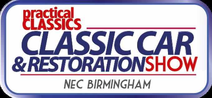 Classic Car and Restoration Show NEC