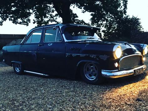 1959 Mk2 Ford Consul