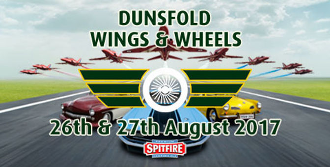 Wings and Wheels - Dunsfold