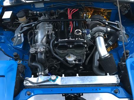 Mazda MX5 MK1 Restoration