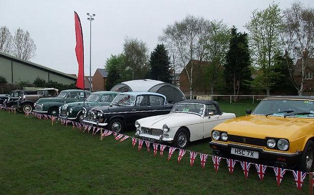 Downton Car Show