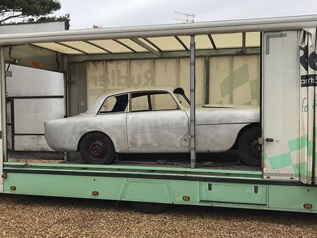 1959 Bristol 406
