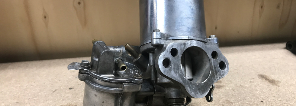 SU Carburetor Rebuild