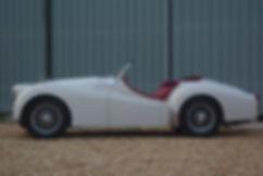 Triumph TR2 Restoration