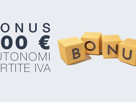 Indennità 600 euro per le Partite IVA