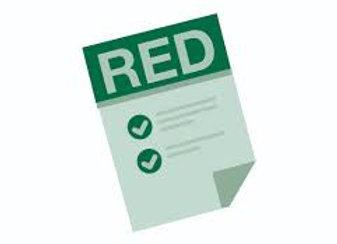 Mod. RED - solo tesserati