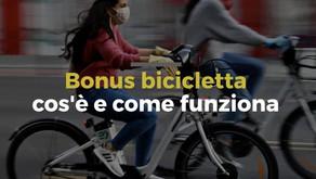 Bonus Biciclette, istruzione per l'uso