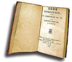 250px-FrenchForestCode_Code_forestierFr.