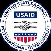 Sítio online da U.S. Agency for Internatioanl Development.