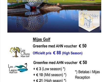 Våra bästa golferbjudanden!