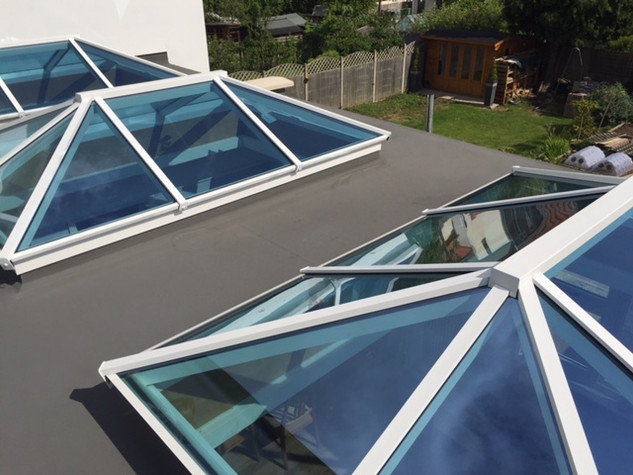 Flat roof, Bristol