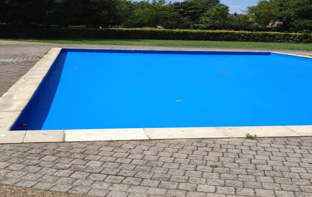 Stratford Park Pool, London