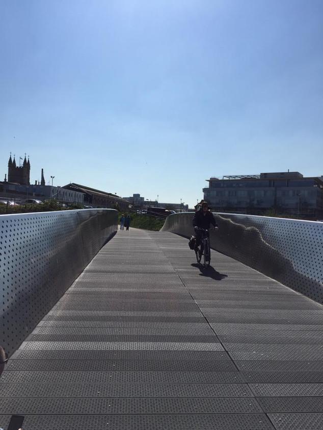 Meads Reach Bridge, Bristol