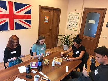 Курсы английского языка для подростков в Екатеринбурге, курсы английский язык для подростков Берёзовский