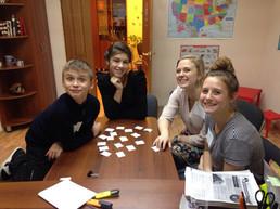 Уроки английского языка для детей в Екатеринбурге