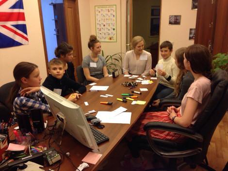 Уроки английского языка для начинающих в Екатеринбурге