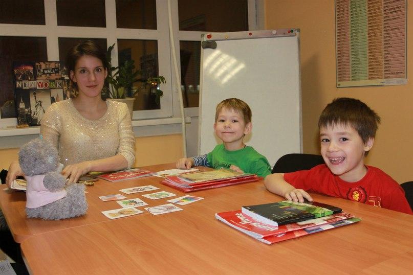 Yasha, Seva and their teacher
